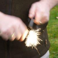 TBS Ferrocerium Rod Blank - Fatboy 12.5mm - Make your own Firesteel